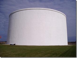 Concrete Reservoir
